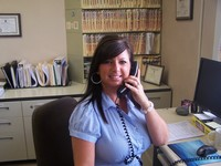 Laura Lamantia, Administrative Secretary (serving since 1994)